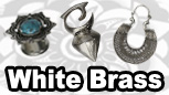 White brass collection.