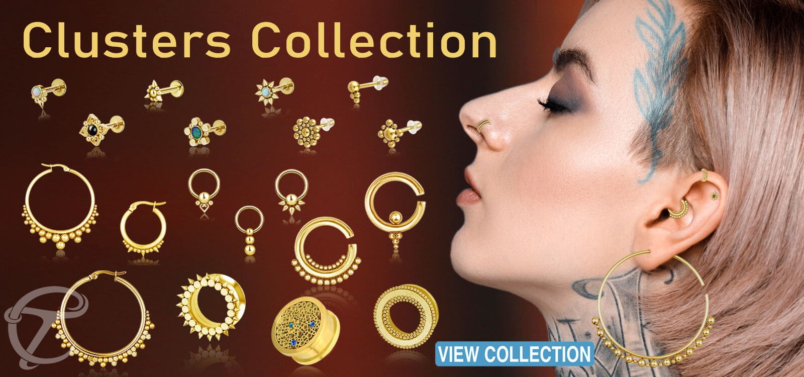silver septum, silver body jewelry, tribal nose ri