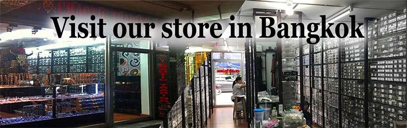 new organic jewelry shop in bangkok