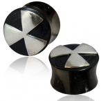 nuclear plug (silver)