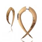 Tamarind wood , surgical steel pin