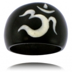 Ohm horn ring