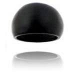 Plain horn ring