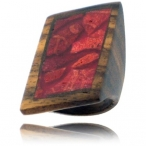 Wood and corral ring