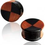 Arang/sawo wood plug