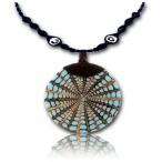 Shell pendant neckalce