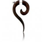arang/palm wood fake thai spiral