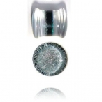silver dichro pyrex plug