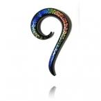 rainbow dichro thai spiral