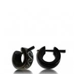 Tribal inlayed earring