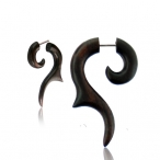 rounded spiral claw