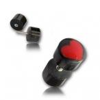 Horn plug/star inlay