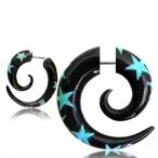 turquoise inlay