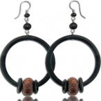 giant loop earring