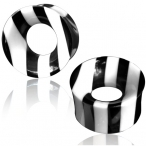 bone/horn tunnel striped