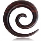 Supper spiral ,Narra wood