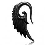 Black Arang wood . Angel wing