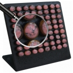 Coco-wood / pink agat