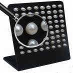 Salt water pearl on 316L stud
