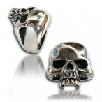 Stainless steel ring , dead head ring