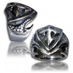 Steel finger ring