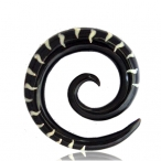 Zebra supper spiral