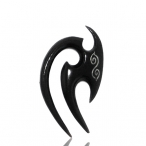 Inlayed Ear tattoo