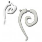 White bone, spiral claw