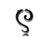 Black bone, spiral hook