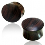 Narra wood ear plug